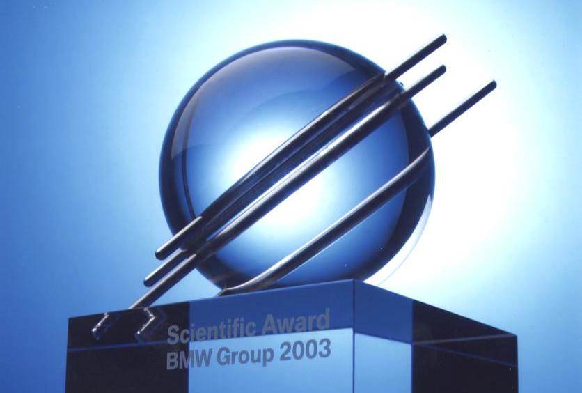 BMW Scientific Award